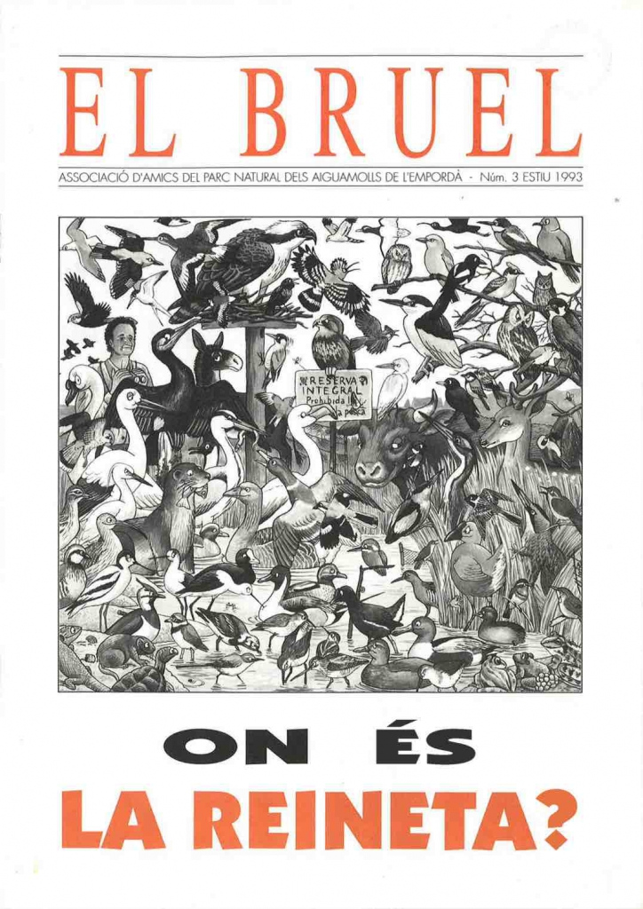 Bruel 3. Estiu 1993