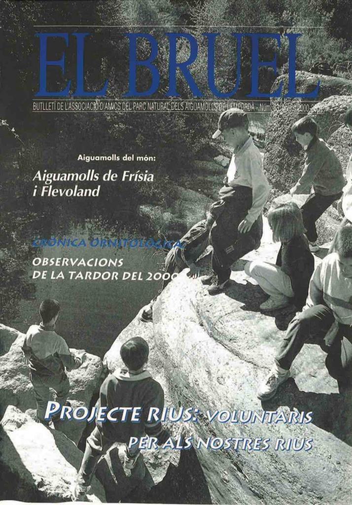 Bruel 33. Hivern 2000-01