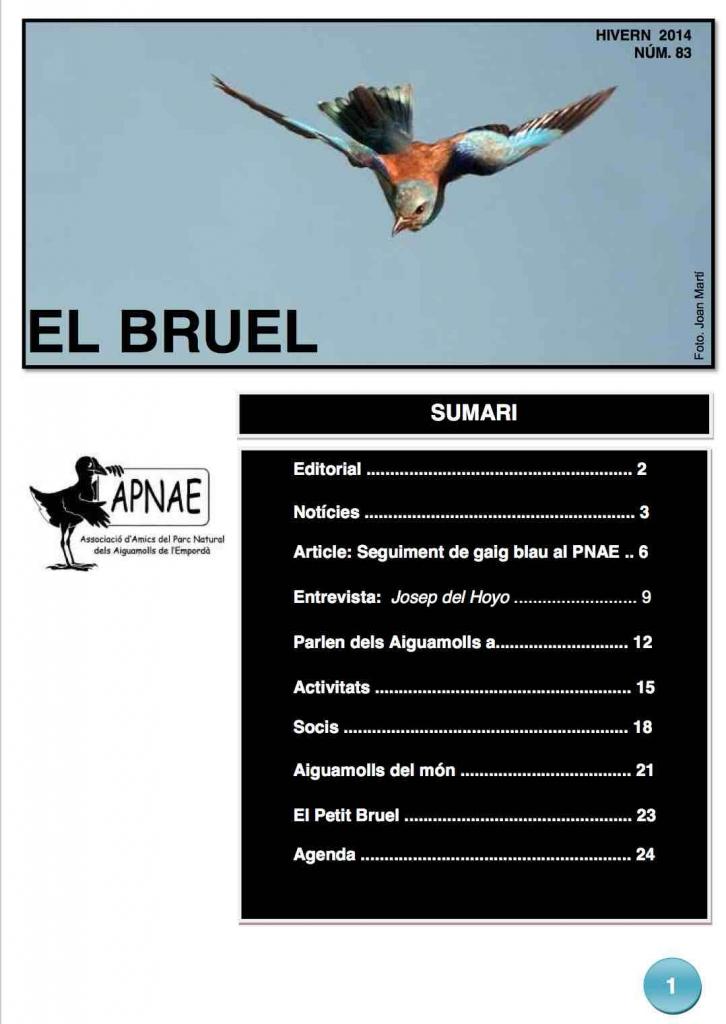 Bruel 83. Hivern 2014