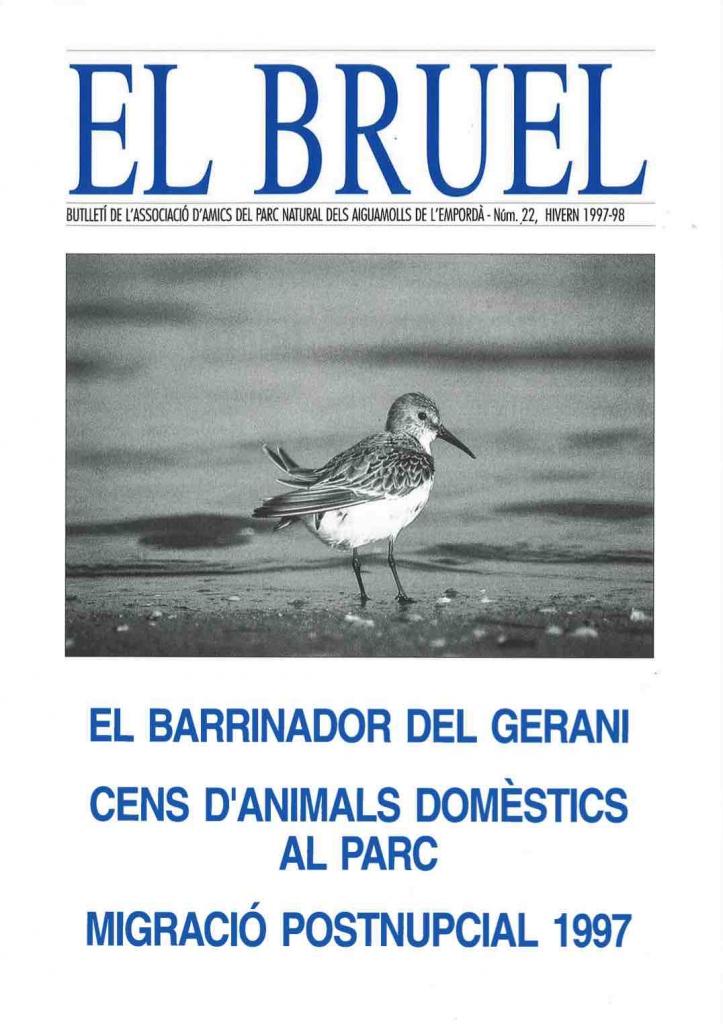 Bruel 22. Hivern 1997-1998