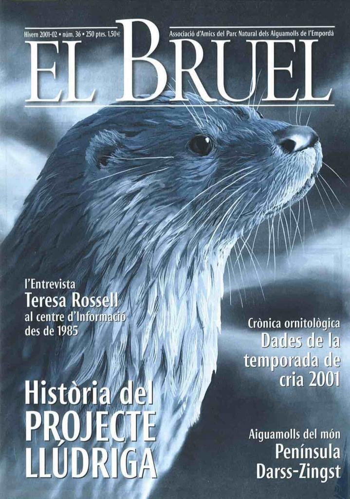 Bruel 36. Hivern 2001-02